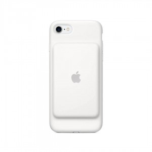 AL IPHONE 7 SMART BATTERY CASE WHITE