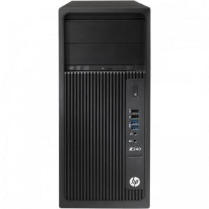 HP Z240TW E3-1245 16G 2T 2-K620 W7/W10P
