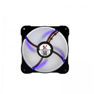 CASE COOLER SPIRE X2-12025N7L3-P-LED