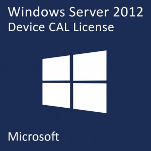 LIC OEM WIN 2012 SERVER CAL 5 CLT DEV