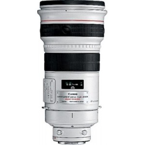 LENS CANON EF 300MM F/2,8 L IS II USM