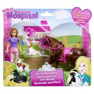 Rescue Hospital - Calut cu accesorii