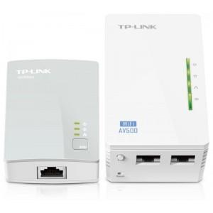 TPL P-LINE KIT 500AV FE N300 2xFE 2 PCS