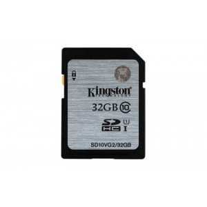 SDHC 32GB CL10 UHS-I KS