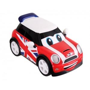 Go Mini - masinuta cu efecte rosie