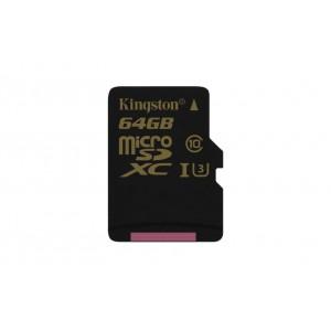MICROSDHC 64GB CLASS U3 UHS-I 90R/45W/A