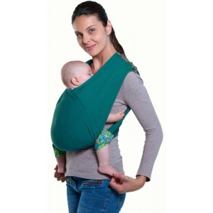 Symbol Babytrage Carrybaby Petrol