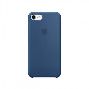 AL IPHONE 7 SILICON CASE OCEAN BLUE