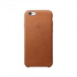 AL IPHONE 6 LEATHER CASE BROWN