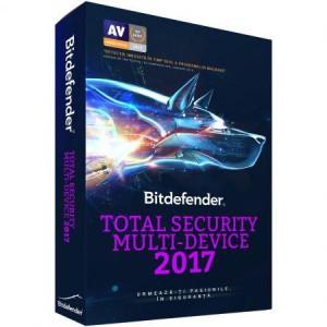 Bitdefender Total Security MD 3 devices