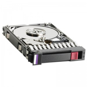 HP 146GB 6G SAS 15K 2.5in DP ENT HDD