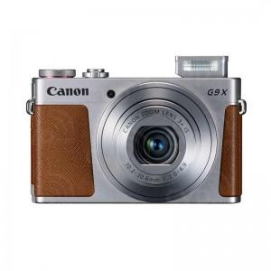 PHOTO CAMERA CANON G9x SILVER