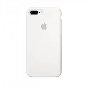AL IPHONE 7 PLUS SILICON CASE WHITE