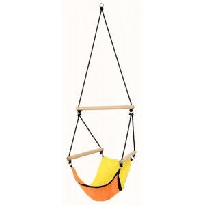 Hanging Chair Symbol Kid's Swinger Yello