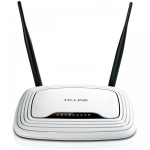 TPL ROUTER N300 FE 2.4GHZ ANT FIXE RO