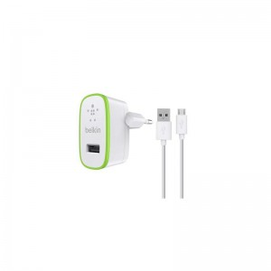 CHARGER AC BELKIN WHITE F8M667vf04-WHT