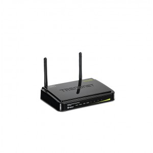 TRENDnet ROUTER N300 FE 2ANT FIXE