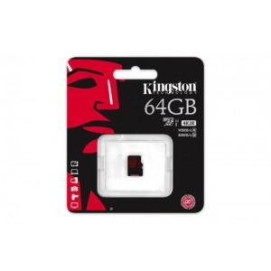 MICROSDXC 64GB CL3 UHS-I 90R/80W W/O AD
