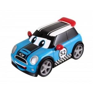Go Mini - masinuta cu efecte albastra