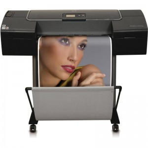 HP Z2100 A1 LARGE FORMAT PRINTER