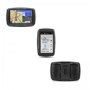 GPS MOTO GARMIN ZUMO 590LM FEU RSKU
