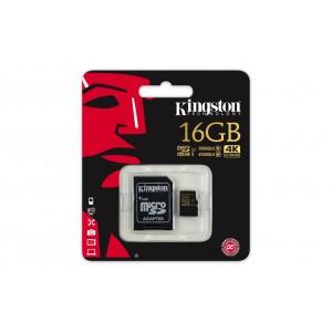 MICROSDHC 16GB CLASS U3 UHS-I 90R/45W