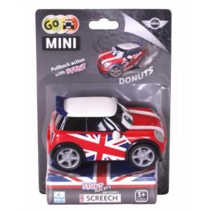 Go Mini - masinuta pullback Screech