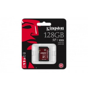 SDXC 128GB CL3 UHS-I KS