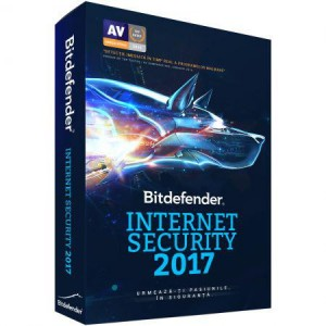 Bitdefender Internet Security 2017 1Y5UR