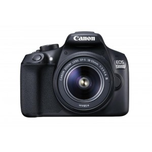 PHOTO CAMERA CANON KIT 1300D 18-55 DC