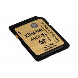 SDXC 64GB CL10 UHS-I FLASH CARD KS