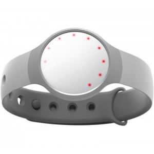 FITNESS WRISTBAND MISFIT FLASH WHITE