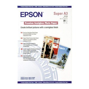 EPSON S041328 A3+ SEMIGLOSSY PH PAPER