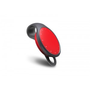 FITNESS WRISTBAND MISFIT LINK RED