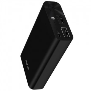 AS POWERBANK 10050mAh DUAL PORT QUICK BK