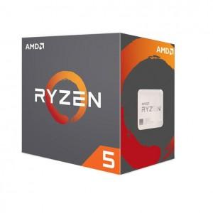 AMD CPU RYZEN 5 1600X YD160XBCAEWOF