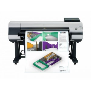 CANON IPF830 A0 LARGE FORMAT PRINTER