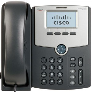 IP Phone CISCO SPA502G 1 line Monochrome