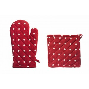 SET BUCATARIE 2 PIESE - DOTS