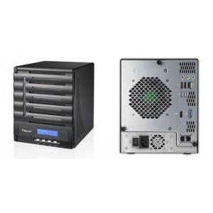THECUS NAS 5BAY TWR INTEL ATOM D2550 2GB