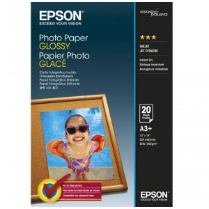 EPSON S042535 A3+ GLOSSY PHOTO PAPER