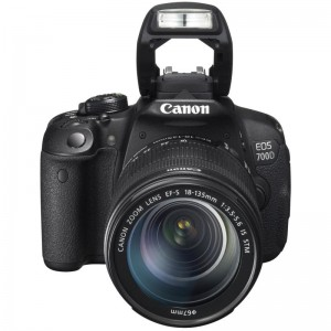 PHOTO CAMERA CANON 700D KIT EFS 18-135IS