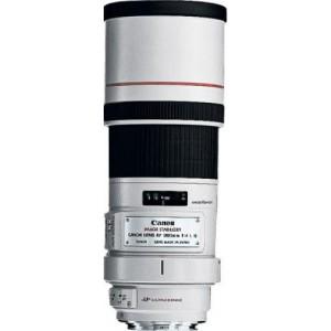 LENS CANON EF 300MM F/4 L IS USM