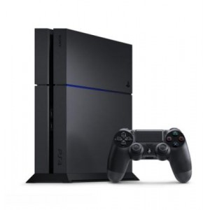 CONS SONY PS4 SLIM 500GB D CHASSIS BLACK