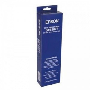 EPSON S015077 COLOR RIBBON