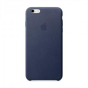 AL IPHONE 6 PLUS LEATHER CASE MID BLUE