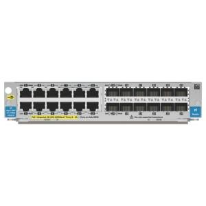 HP MOD 12P GB POE+/SFP V2 ZL