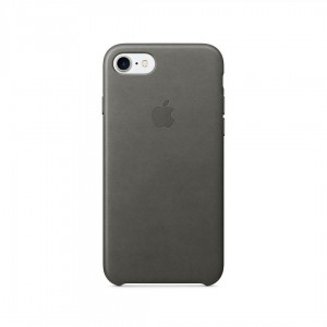AL IPHONE 7 LEATHER CASE STORM GRAY