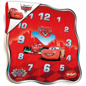 Puzzle ceas, Cars