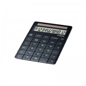 CANON XMARKP1BK CALCULATOR 10 DIGITS
